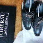 神戸元町リベラルの靴